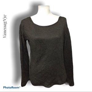 Henry Cottons Sweater Sz XL 16 Brown